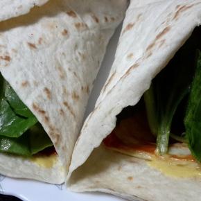 Burritos Veganos en 2minutos