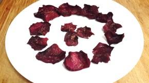 Pétalos de rosadeshidratados