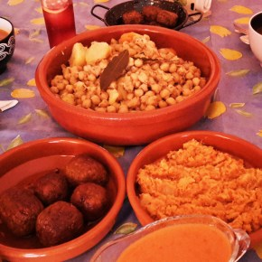 Cocido Madrileño (V)