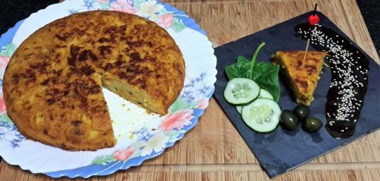 Tortilla ligera 30