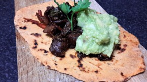 Mis tacos gamberros